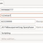 Konfiguration BSK Schwäbisch Hall mit Demokontodaten